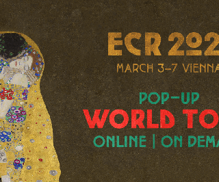 ECR 2021 – Online and Onsite. Registration is open!
